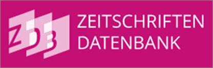Zeitschrift Datenbank ZDK